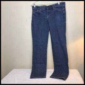 "Loft ""Modern Slim"" Jeans Size 10"